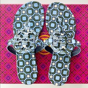 Tory Burch Miller Sandals 6.5 Only worn once!